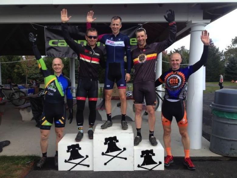 Dr Barry takes 4th place on October 25 at Crossasaurus