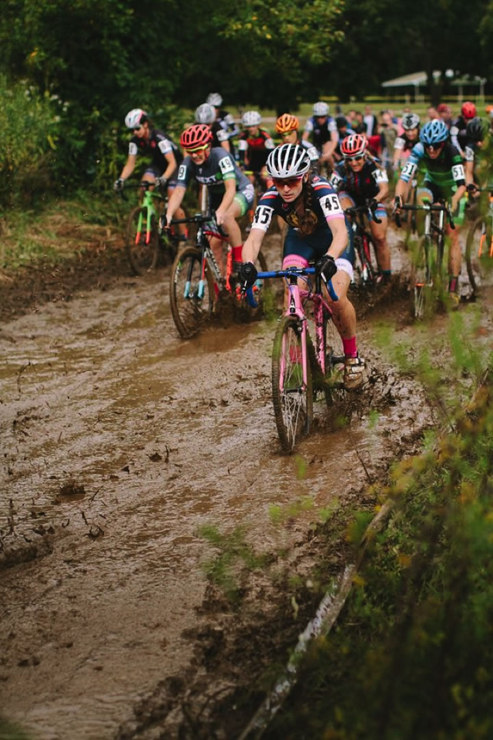 Bikers in mud! November 2015